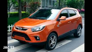 Новое поколение китайских авто для внутреннего рынка