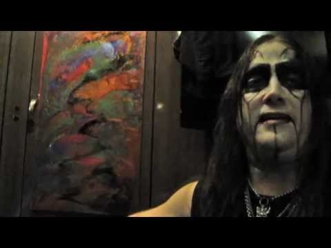 Dagon From The Black Metal Band Inquisition Pt.1 video