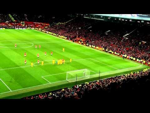 Radamel Falcao song mufc vs Liverpool