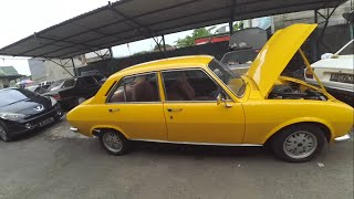 Review peugeot 504 Indonesia
