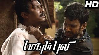 Paayum Puli Full Action | Scenes | Paayum Puli movie Fight Scenes | Vishal | D. Imman | Soori
