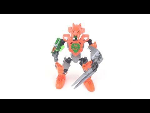 LEGO Hero Factory review: Nex 3.0