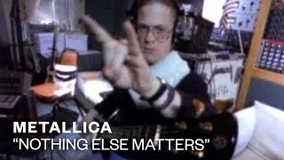 Metallica Nothing Else Matters Audio