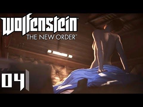Прохождение Wolfenstein: The New Order — Часть 4: Секс с Аней