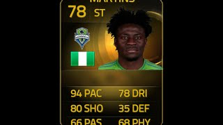 FIFA 15 IF MARTINS 78 Player Review & In Game Stats Ultimate Team