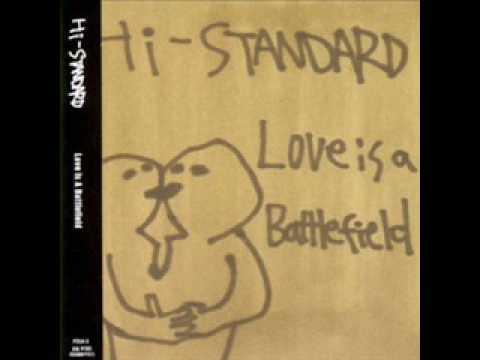 Hi-standard - Can