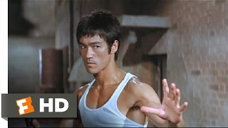 The Way of the Dragon (4/8) Movie CLIP - A Master of Nunchucks (1972) HD