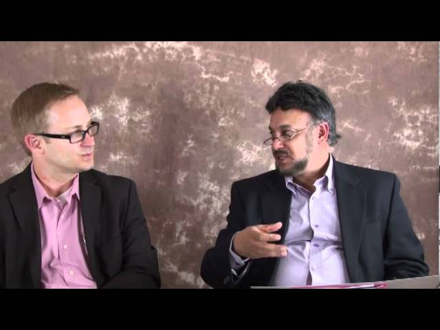Sanjeev Aggarwal Interviews Pervasive's Lance Speck on Pervasive Galaxy