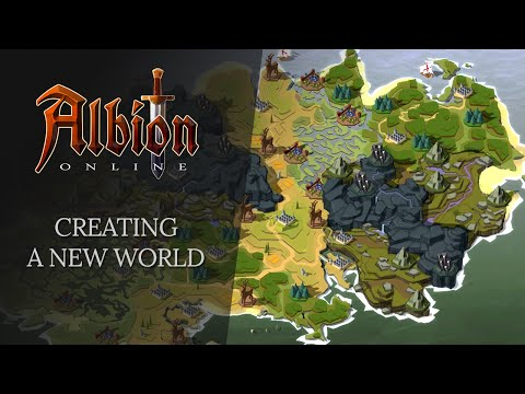 Albion Online | Creating A New World