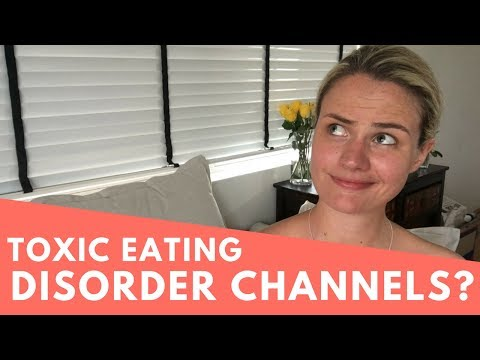 Toxic Eating Disorder Channels