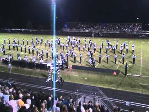 Downers Grove South Marching Mustangs Lancer Joust Finals 2010