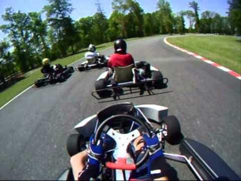 Patrick Wilmot 2010 Middle Ga Kart Track