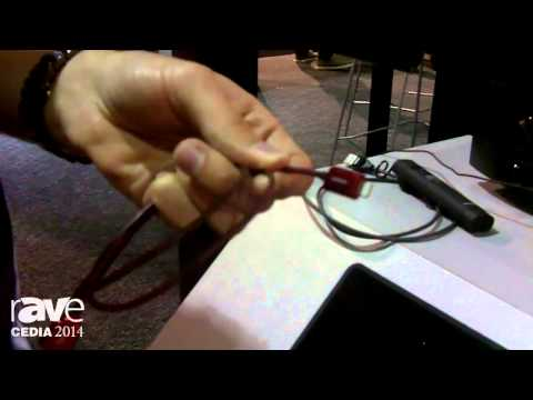 CEDIA 2014: AudioQuest Presents USB Lightening Cables