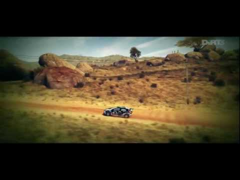 Dirt 3 - Ford Fiesta RS WRC Monster World Rally Team in Rally Kenya