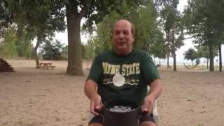 Wayne State's Lou Romano accepts Ice Bucket Challenge