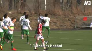 HTV: Sammandrag Degerfors - Hammarby