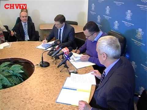 У Чернівцях підписали Меморандум про співпрацю між міською радою та Фондом «Східна Європа»