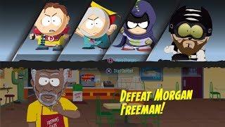 Zork and Morgan Freeman: THROWDOWN!!!!!