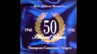 Watch Milton Brunson I Really Love You Lord video