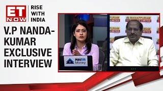 Gold Rush - Impact On Manappuram | V.P Nandakumar of Manappuram Finance To ET NOW