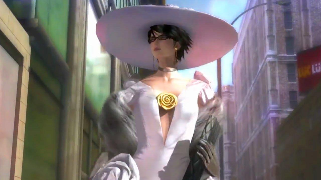Bayonetta 2 naked scenes porn image