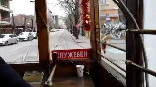 MAN-Siemens tramway built 1935 year in Sofia.