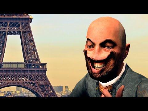 HERPES EN PARIS!! c/ Rubius, Alex y Vegetta    Garry`s Mod The Murder #29
