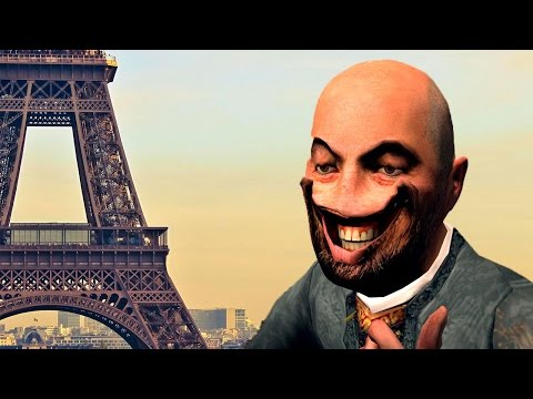 HERPES EN PARIS!! c/ Rubius, Alex y Vegetta  | Garry`s Mod The Murder #29