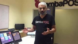 SambaPOS'a ve SambaPOS Kullanımına Genel Bir Bakış