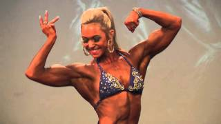 NABBA WFF Nationals Auckland, 11 October 2014 Part 1