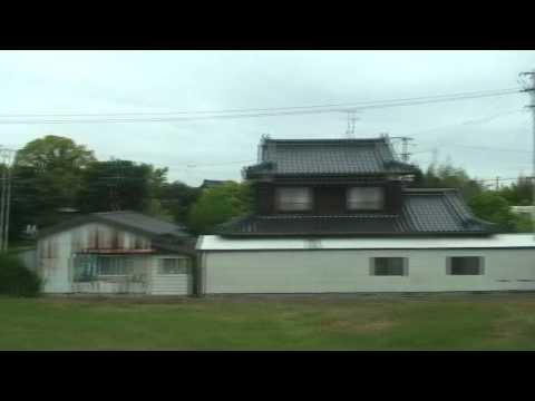 車窓:山陰本線「みすゞ潮彩」 川棚温泉→小串(キハ47形)