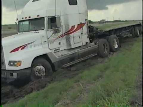 18 Wheeler Jack-Knife Ax