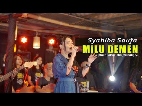 Download SYAHIBA SAUFA - MILU DEMEN    Mp4 baru