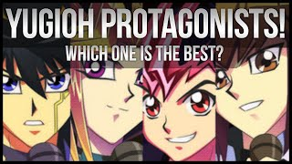 Who's the BEST Yu-Gi-Oh Anime Protagonist? | Discussion