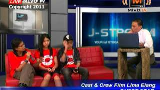 J-Stream - Lima Elang - Talk Show - Mivo.TV