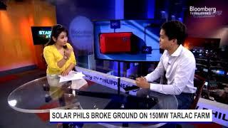 Phòng vấn nhà sáng lập SolarFarm Leandro Leviste