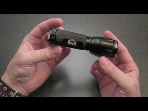 Techlite Lumen Master: Tactical Light... Lite.