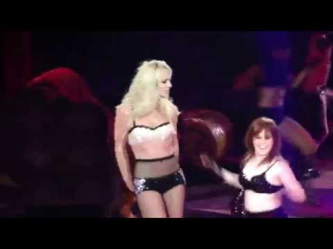 Britney Spears-Get Naked (Live in MelBourne) HD