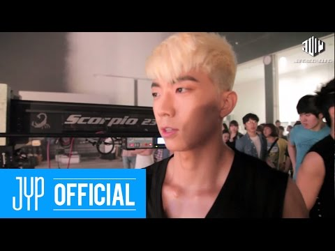 EPISODE 2: Jang Woo Young (장우영) M/V Making Film