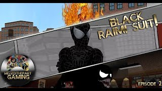 Ultimate Spider-Man - Walkthrough - Part 2 (PC) BLACK RAIMI SUIT