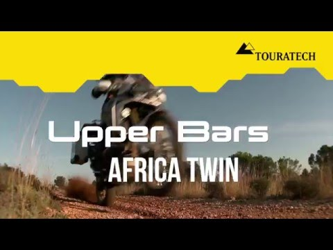 Africa Twin Upper Crash Bars