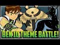Ben 10 Pokemon Theme Battle! Ft. Original151