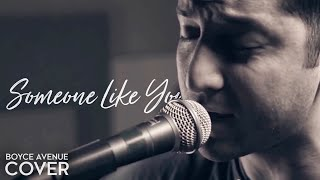 Watch Boyce Avenue Someone Like You video