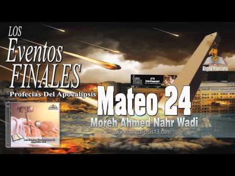 15 El Fin Y Mateo 24   Ahmed Nahr Wadi