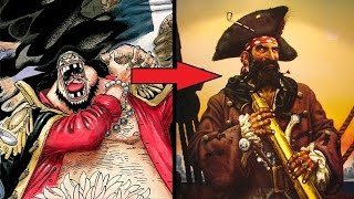 One Piece - Real Life Pirates Inspirations | Chapter 850+
