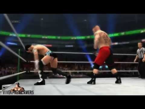 WWE Money in the Bank 2013 CM Punk vs Brock Lesnar Full Match HD!