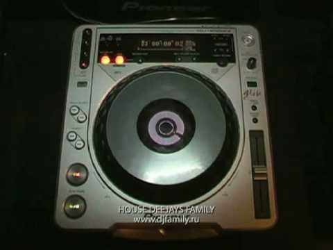 Pioneer CDJ-800 mk2 dj школа (DJFAMILY / ARMA)
