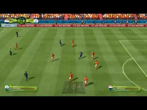 NETHERLANDS - ARGENTINA | Semi-Final 2014 FIFA World Cup (All Goals Highlights HD)