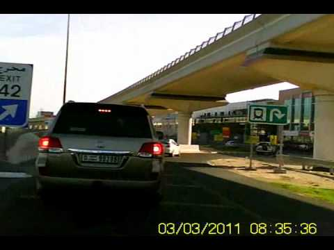 Their violations are the reason of accidents on Dubai roads.wmv Part 1