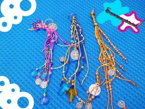 Llaveros con medallitas (3 diferentes)  --No volverás a perder tu llaves--  εїзSUPERMANUALIDADESεїз